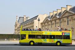 autobusowi turyści Zdjęcia Stock