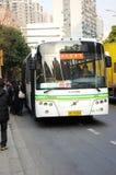 autobusowy 12m miasto swb6120v4 Obrazy Royalty Free