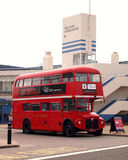 autobusowy ciężki Portsmouth Zdjęcie Royalty Free