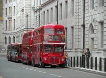 autobusowy doubledecker Obraz Royalty Free