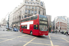 autobusowy London Obrazy Royalty Free