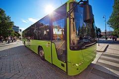 autobusowy miasto Fotografia Royalty Free