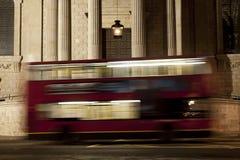 autobusowy ruch Zdjęcie Stock
