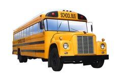 autobusowy szkolny kolor żółty zdjęcia stock