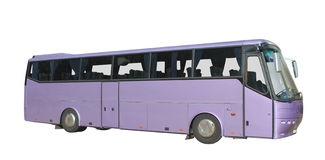 autobusowy trener zdjęcia stock