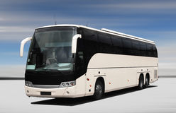 autobusowy trener obrazy stock