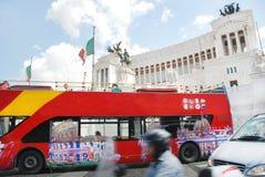 autobusowy turysta Obraz Royalty Free