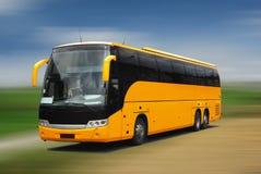 autocar de bus Photographie stock libre de droits