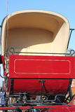 Autocar de cheval Photos libres de droits