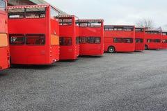 Autocarro de dois andares Fotos de Stock