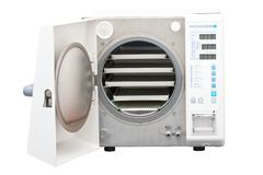 Free Autoclave, Steriliser Used In Dentistry Royalty Free Stock Photos - 23424698