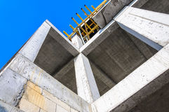 Autoclaved aerated concrete home site workplace Stock Photo