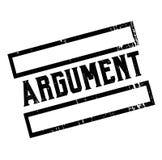 Autocollant de la publicité d'argument illustration stock