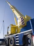 Autocrane Royalty Free Stock Images