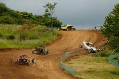autocross Imagem de Stock Royalty Free