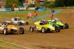 autocross Stockbild