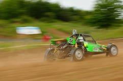 autocross Lizenzfreies Stockfoto