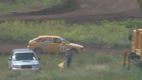 Autocross Mistrzostwo rasy na trudnym śladzie zbiory