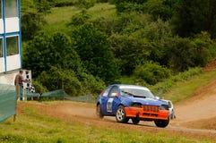 Autocross royalty free stock photo