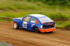 Autocross Stock Photography