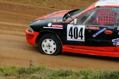 Autocross Royalty Free Stock Image
