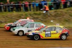 Autocross Stock Image