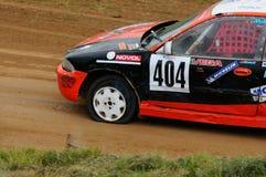 Autocross Royalty Free Stock Image