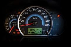 Autodashboard Stock Foto's
