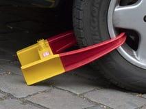 Autodenver-Stiefel lizenzfreie stockbilder