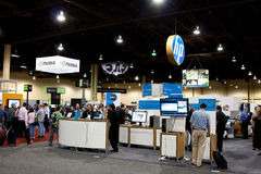 AutoDesk University 2009 in Las Vegas Royalty Free Stock Image