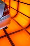 Autodetail Stockfoto