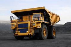 Autodump-lichaam vrachtwagen Royalty-vrije Stock Foto's