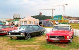 Autoexotica 2012 Stock Afbeelding