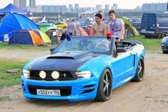 Autoexotica 2012 Royalty-vrije Stock Foto