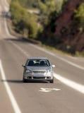 Autofahren Lizenzfreie Stockbilder