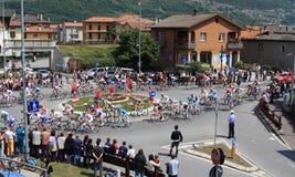 Autogiro D'Italia 2009 Stockbild