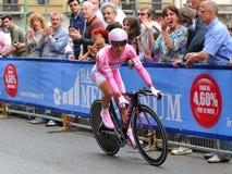 Autogiro d'Italia 2012 - Joaquim Rodriguez Stockfotografie