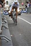 Autogiro D'Italia in Amsterdam Stockfotos