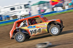 Autograss car Stock Photo