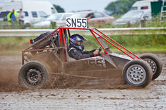 Autograss racing Stock Photography