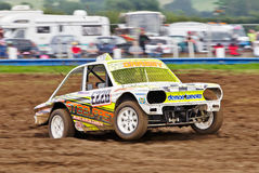 Autograss racing Royalty Free Stock Image