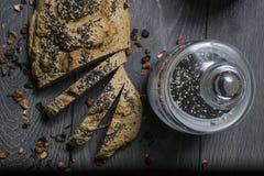 Autoguidez le pain effectué images libres de droits