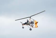 autogyro υπερβολικά ελαφρύ στοκ φωτογραφία