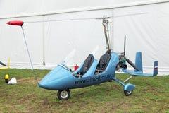 Autogyro Royalty Free Stock Photo