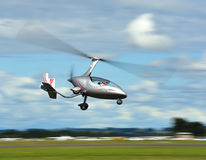 AutoGyro Europe MT03 Stock Photography