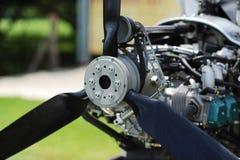 Autogyro propeller Stock Images