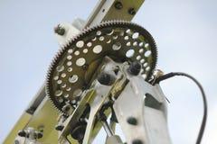 Autogyro rotor head Royalty Free Stock Photography