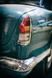 Autohintergrundbeleuchtung Lizenzfreie Stockfotos