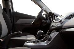 Autoinnenraum Stockfoto