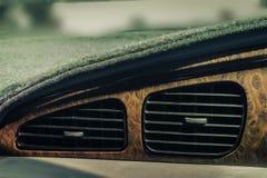 Autoklimaanlagekasten mit Matte Stockbilder